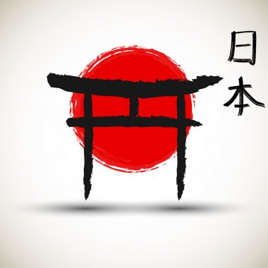 Japan sympols
