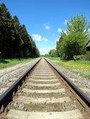 Photo Train rail