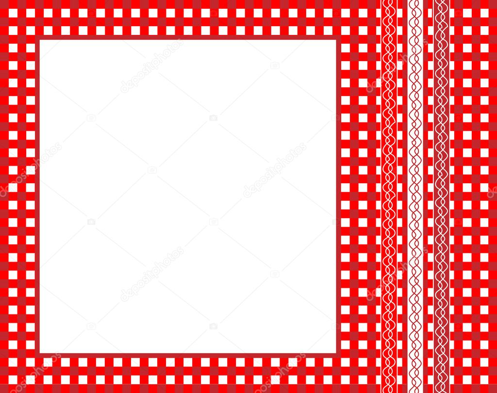 Cadre De Vichy Image Vectorielle Rixipix 169 11894565