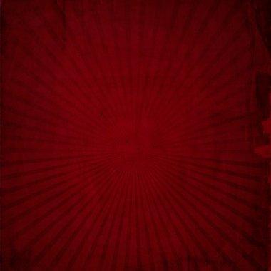 Red vintage background for your design