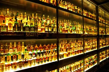 Diageo Claive Vidiz collection, the largest Scotch Whisky collection in the world
