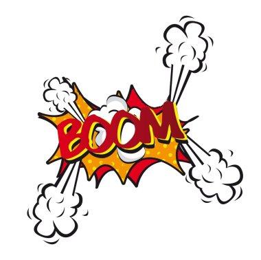 comic explosion