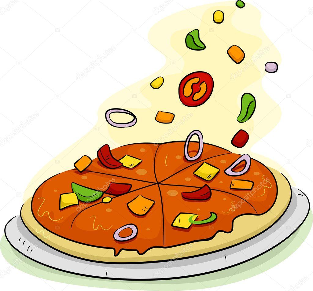 pizza toppings stock photo lenmdp 11128901 rh depositphotos com