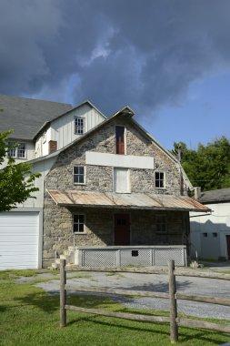 eski yem fabrikası