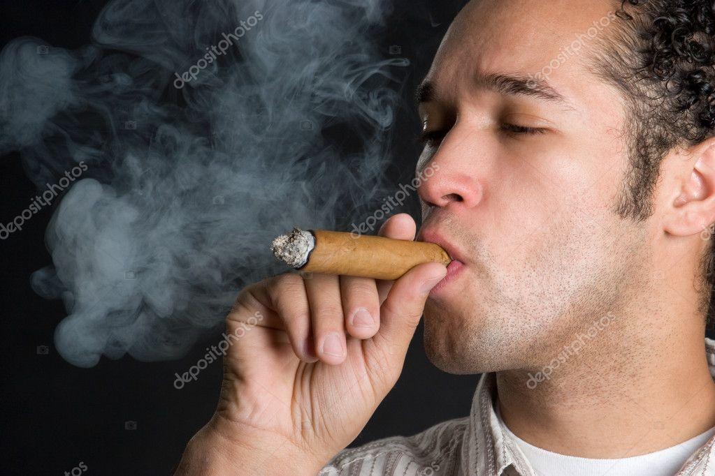 Сперма курящего человека тоже