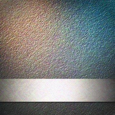 Gray silver anniversary background