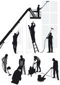 Fotografie Haustechnik und Reinigung