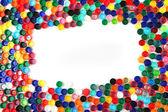 Fényképek Műanyag háttér szín sapkák