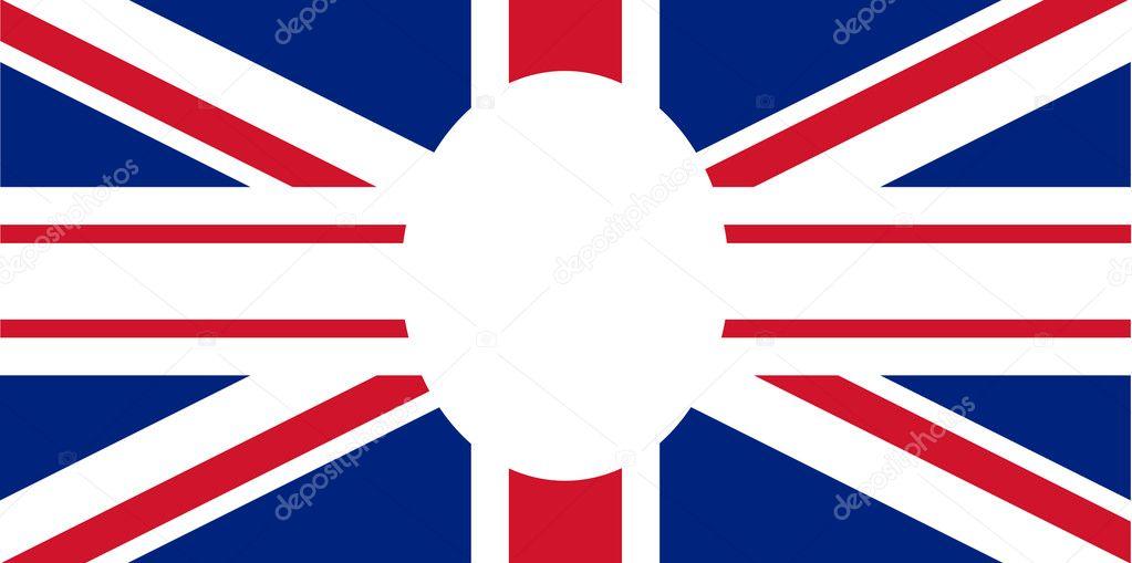 Bandera de la Unión jack Diamond jubilee — Fotos de Stock ...