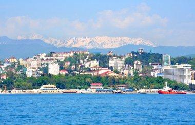 Sochi landscape