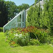 tullynally zámecké zahrady, hrabství westmeath, Irsko