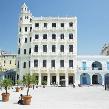 Cámara Oscura (dark room), Plaza Vieja, Old Havana, Cuba