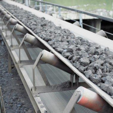 Coal loading, Banovica, Bosnia and Hercegovina