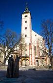 kostel v Bánská bystrica, Slovensko