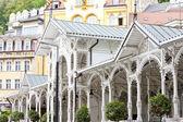 Tržní kolonáda, karlovy vary (Karlovy Vary), Česká republika