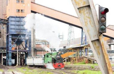 Buhar yük treni, kolubara, Sırbistan