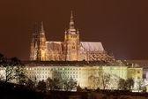 Pražský hrad v noci, Česká republika