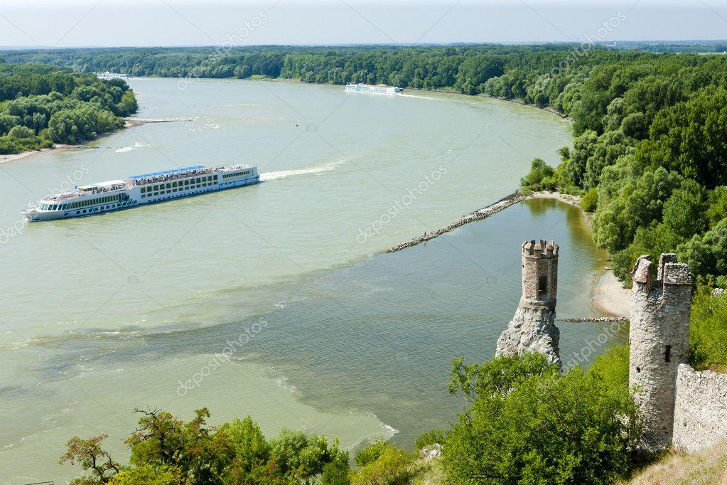 Ruins of Devin Castle, Slovakia