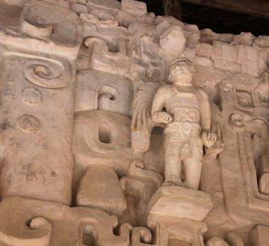 Winged Mayan Royal Descendant