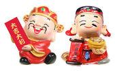 God of Prosperity Figurines