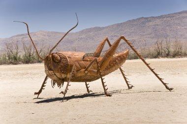 Iron Grasshopper