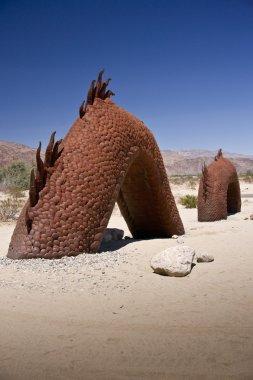 Serpent Beneath the Sand