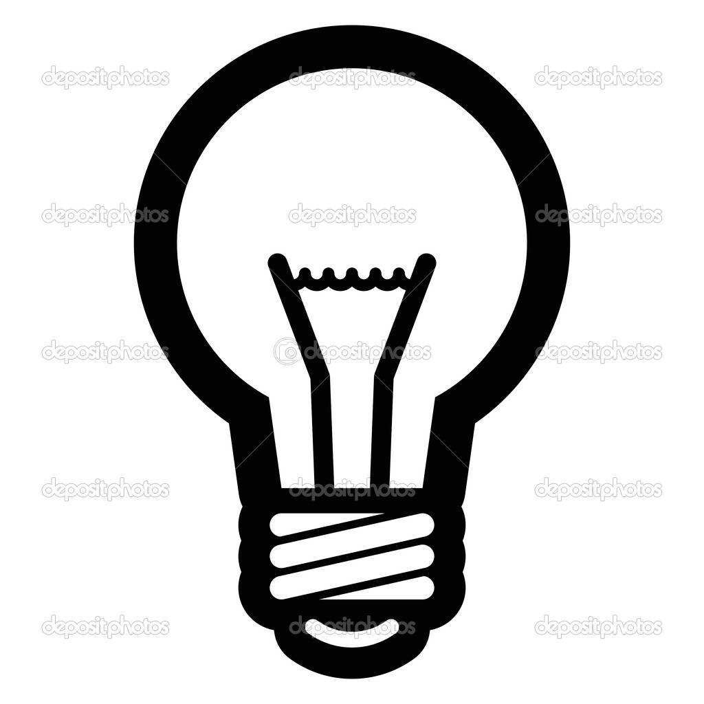 light bulb vector light bulb icon stock vector 169 furtaev 11116002 590