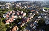 Altamente dettagliate vista aerea della città, Castello di spilberk, Cattedrale