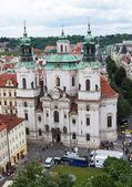 Fotografie Kostel svatého Mikuláše, Praha