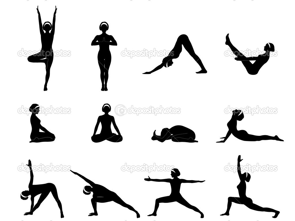 ᐈ Yoga Asana Names And Stock Images Royalty Free Asana Pictures Download On Depositphotos