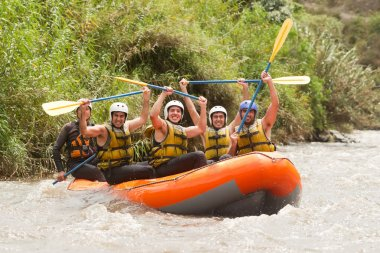 Ecuador Whitewater River Rafting