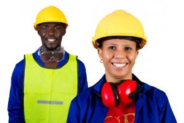African american industrial workers