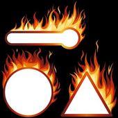 plamen rámečky