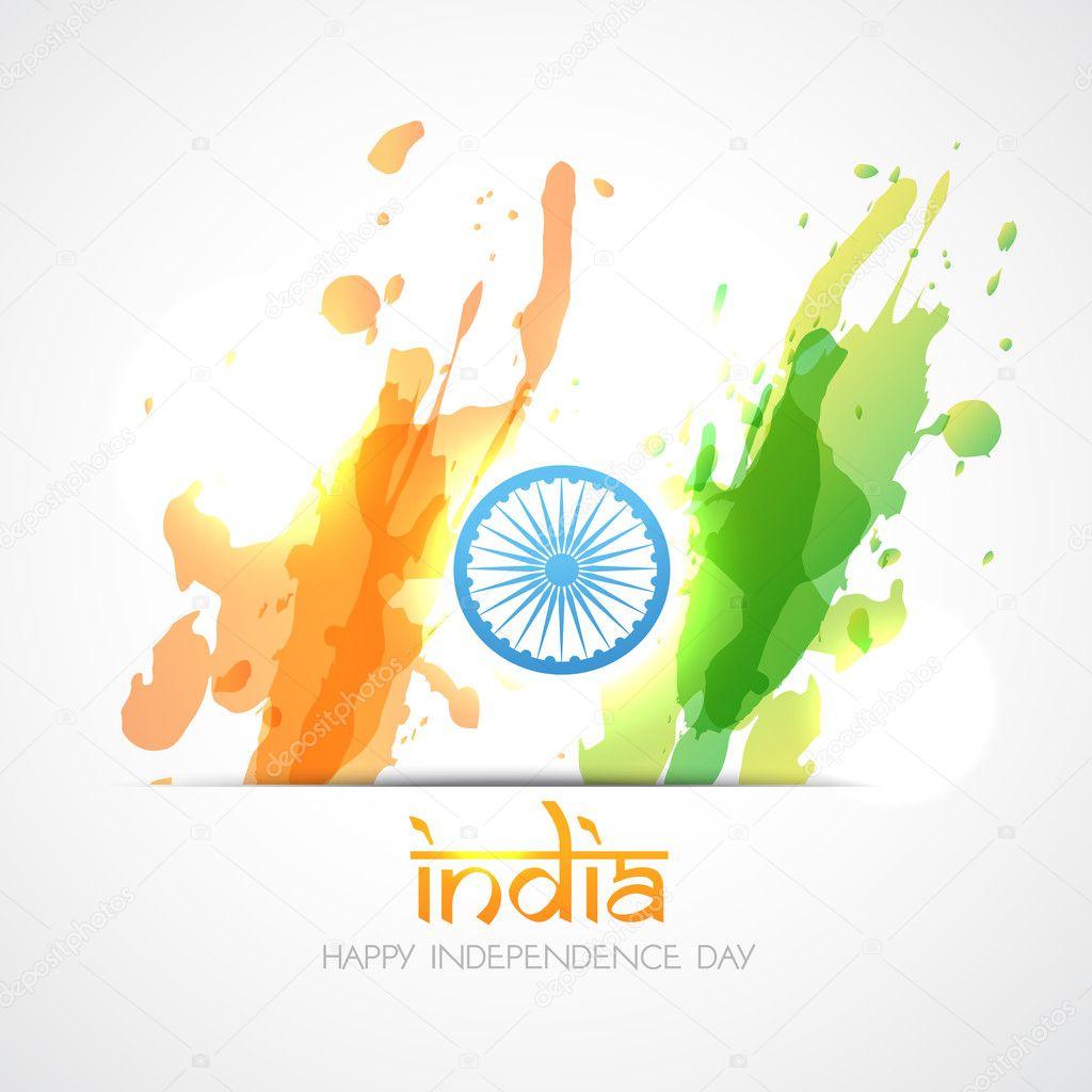 vector indian flag