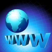 Internetové technologie pozadí