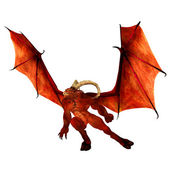 Vörös démon