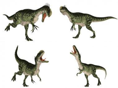 Monolophosaurus Pack