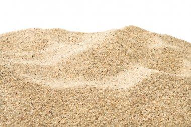 Sand heap