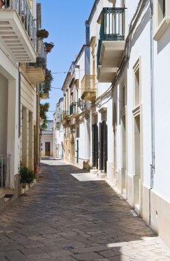 Alleyway. Soleto. Puglia. Italy.