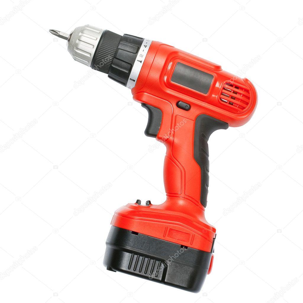 Battery screwdriver