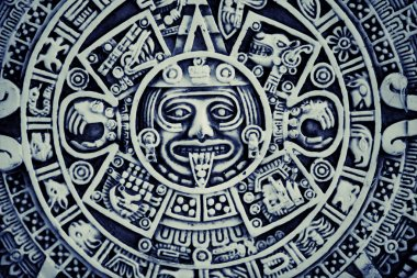 Mayan Calendar Background