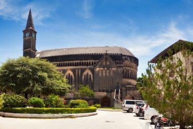 Anglican cathedral Christ Church, Stone Town, Zanzibar