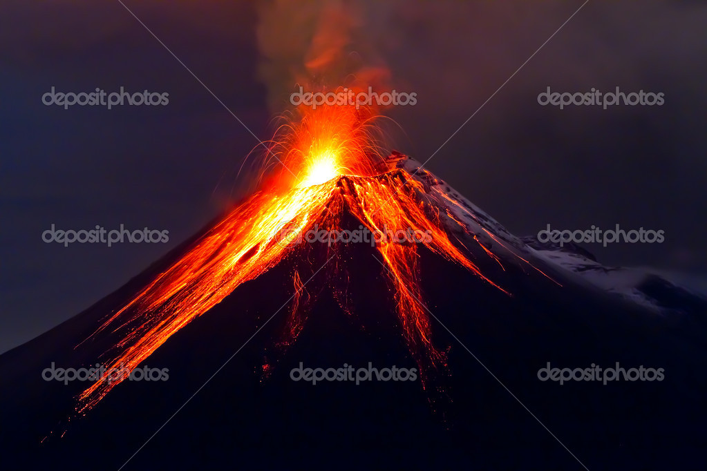 volcan #hashtag