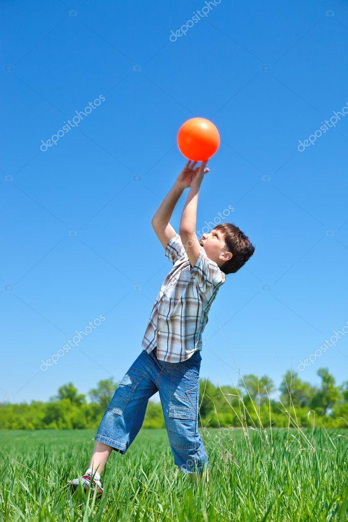 Волшебный мяч или как научить ребенка ставить задачи и добиваться цели