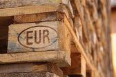 Euro paleta