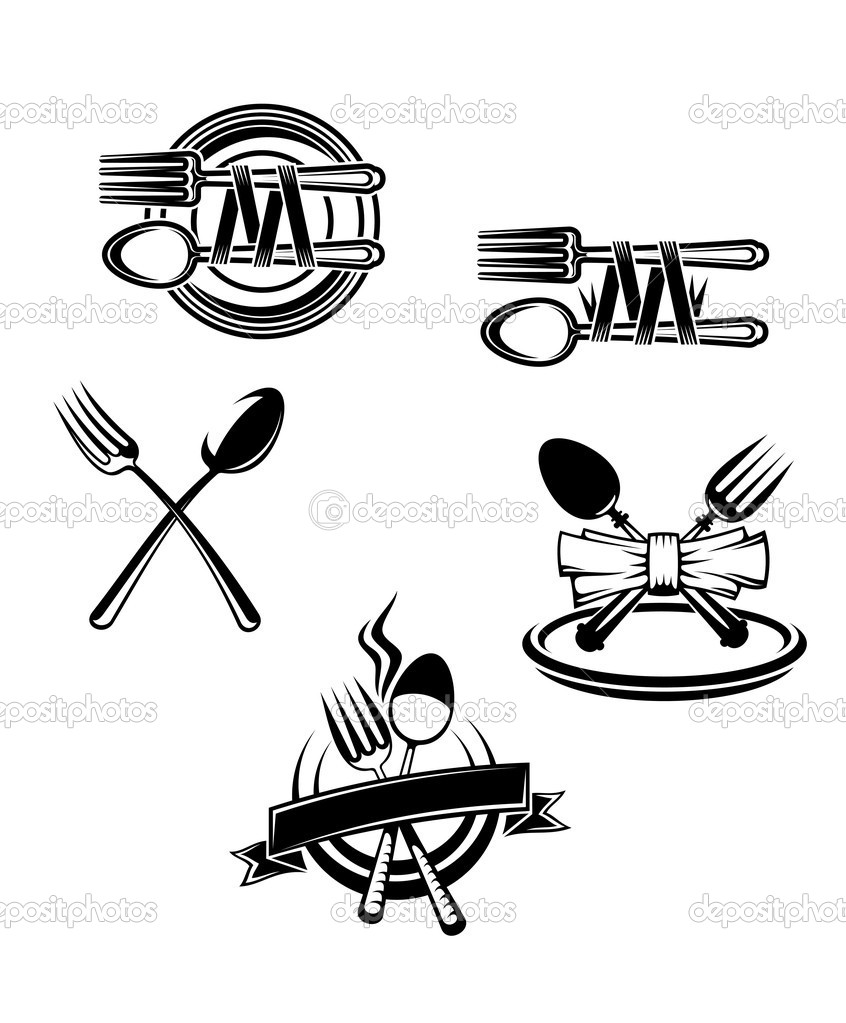 Restaurant menu symbols and embellishments stock vector restaurant menu symbols and embellishments stock vector buycottarizona Image collections