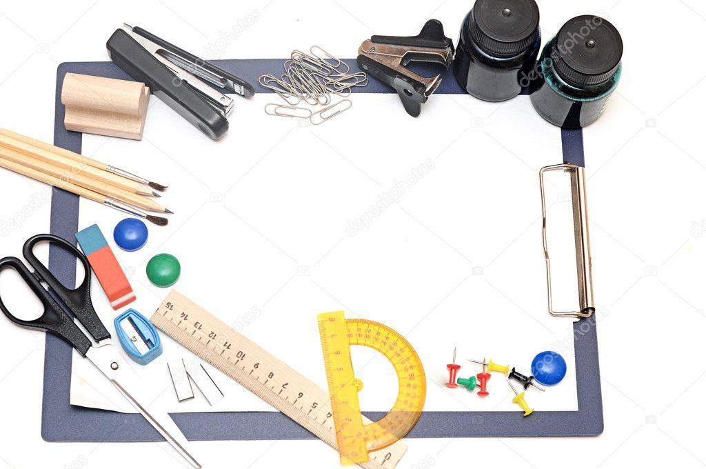 marco de escribir temas — Foto de stock © inxti74 #11094261