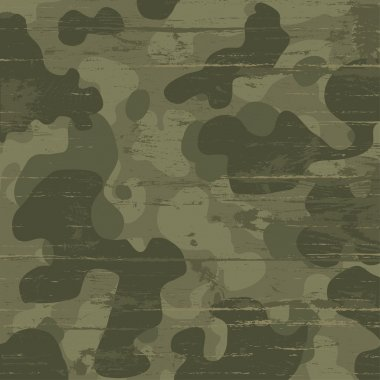Camouflage military background. Vector illustration, EPS10 stock vector