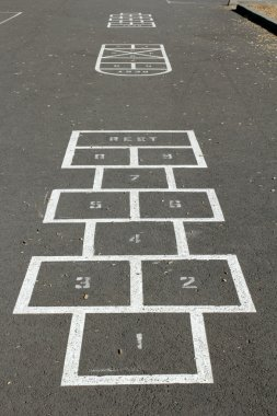 Hopscotch Courts