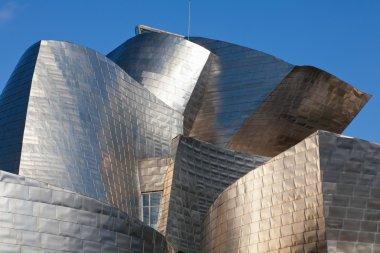 Contemporary Art Museum Guggenheim Bilbao